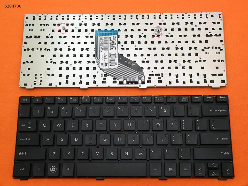 NEW HP US keyboard Compatible NSK-CC0SV 646300-001 9Z.N6MSV.001 6037B0059601