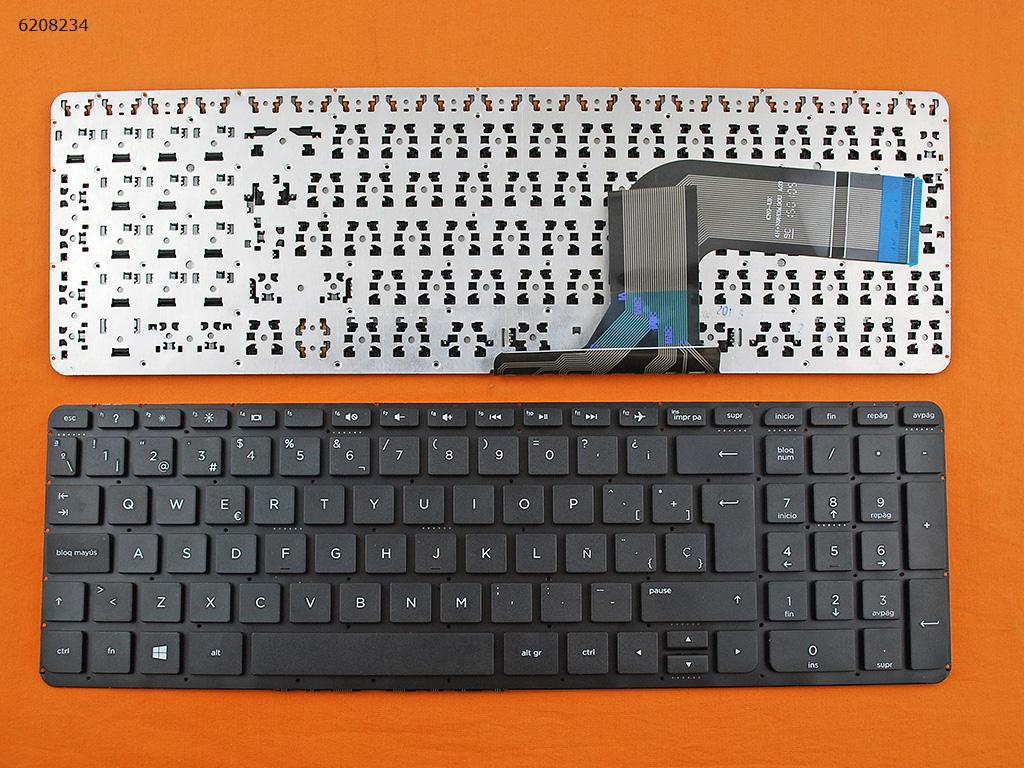 New For HP Pavilion G4-2000 Laptop Keyboard US White Without Frame for Win8