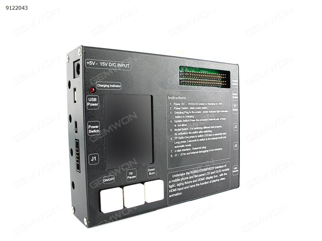 iphone lcd testing machine