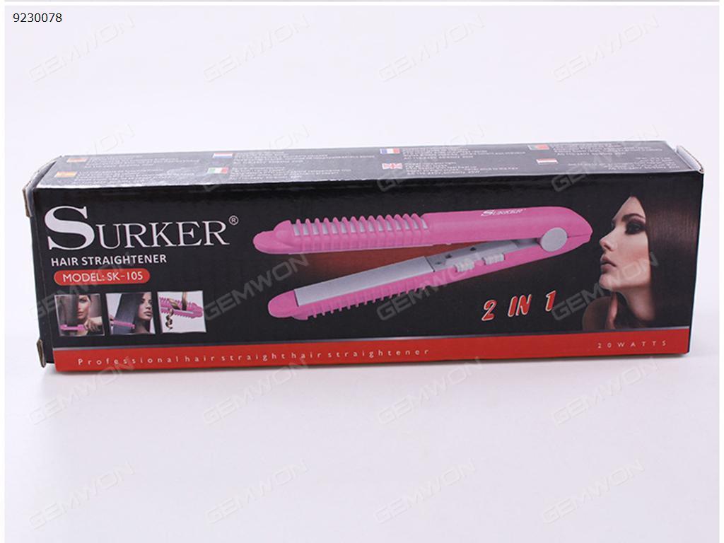 SURKER mini straight hair curls Smart Gift SK105