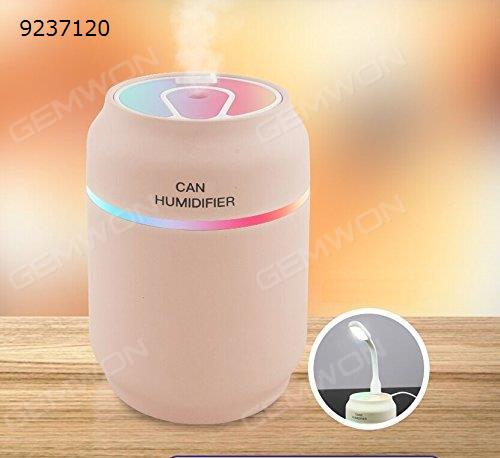 Portable humidifier car cans aromatherapy humidifier (black) Smart Gift ML-001