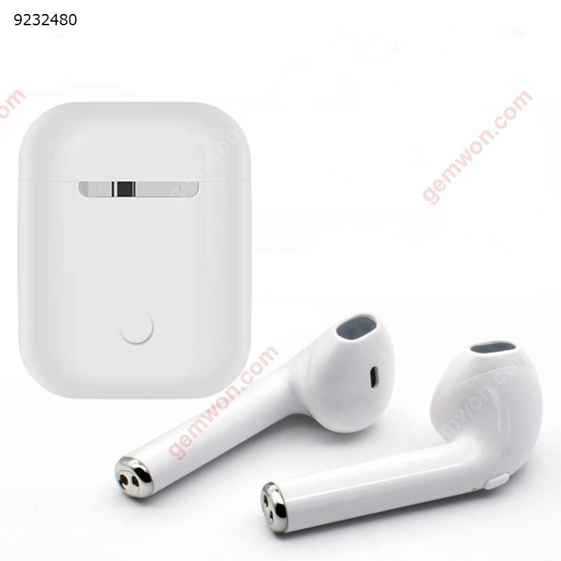 I9s Mini Wireless Bluetooth Headset Smart Charging Magnetic Earbuds 4.2 Stereo Sports Portable For iOS And Android Bluetooth Headset Headset I9S