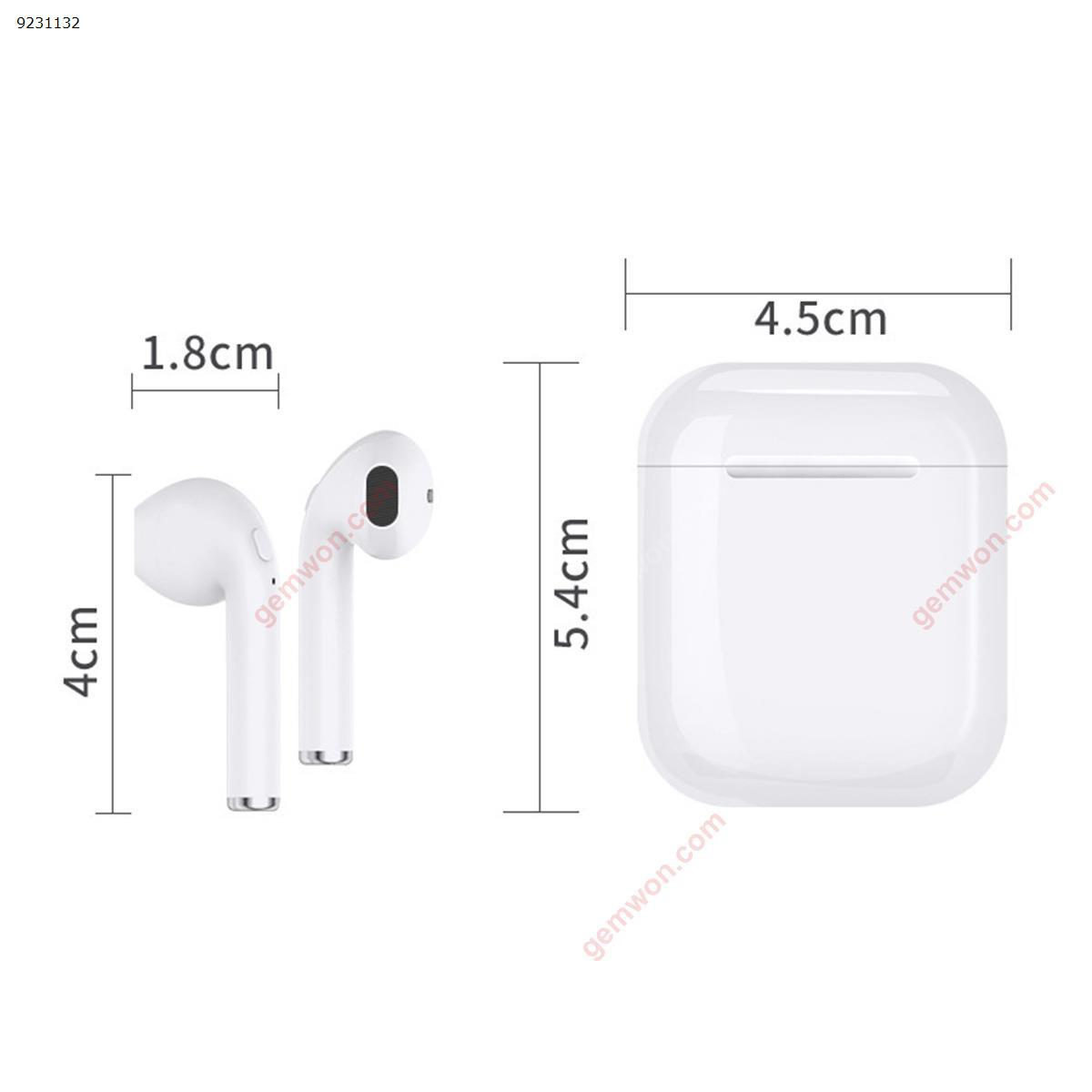 I9S TWS Bluetooth Earbuds Headphone Wireless Headset Earphone For iPhone Android Headset I9S