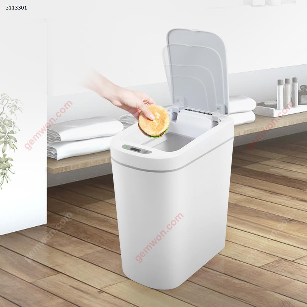 Smart Sensor Touchless Waste Bin trash bag holder trash can Smart Socket DZT-7-2S