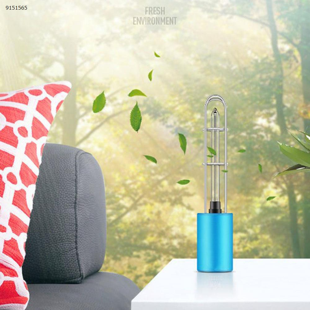 Ultraviolet disinfection lamp Portable sterilization sterilizer Air purification germicidal lamp(Black) Car Appliances U60