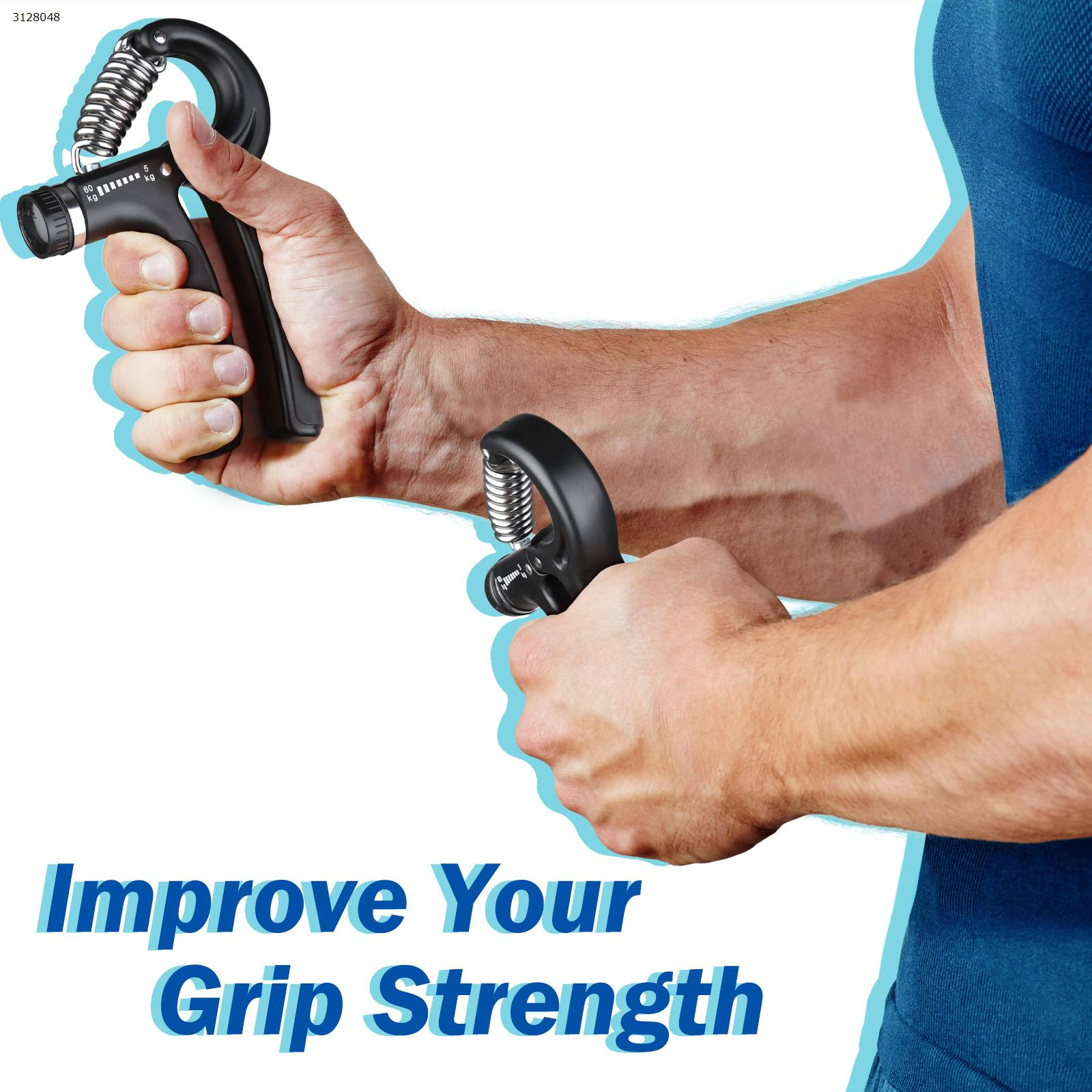 Grip strength trainer (two in a box) Exercise & Fitness N/A